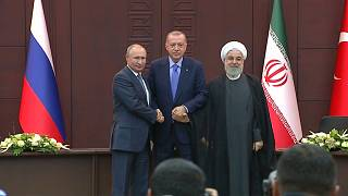 Vertice ad Ankara sulla Siria