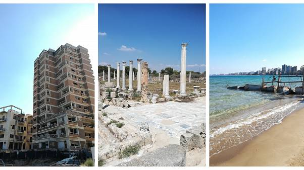 Ruinas, antiguas y modernas