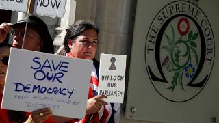 'PM regards parliament a threat,' hears UK Supreme Court