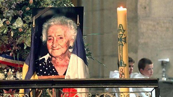 Pas d'escroquerie ! Jeanne Calment est morte à 122 ans, étude franco-suisse