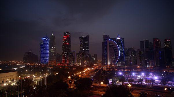 Basra Körfezi kıyısında yer alan Katar'ın başkenti Doha farklı mimarisiyle ilgi çekiyor