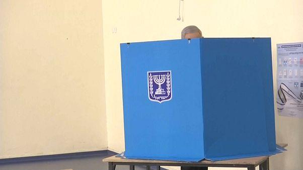 H ώρα της κάλπης στο Ισραήλ