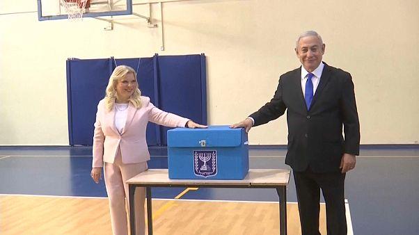 Knesset-Wahl: Netanjahu gegen Gantz