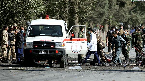 وقوع دو انفجار پیاپی در افغانستان دستکم ۳۰ کشته برجای گذاشت