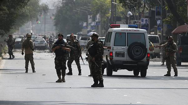Afgan güvenlik güçleri