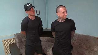 Kiengedték a börtönből a verekedésbe keveredett orosz labdarúgókat