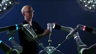 Watch: Robots set to join surgical teams across the UK