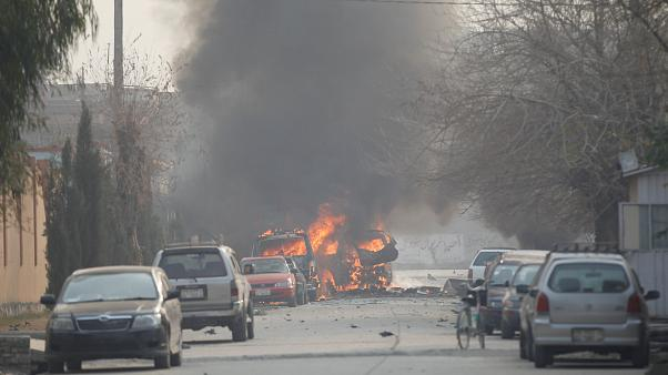 Taliban gegen Wahlen: Mehr als 30 Tote bei Anschlägen in Afghanistan