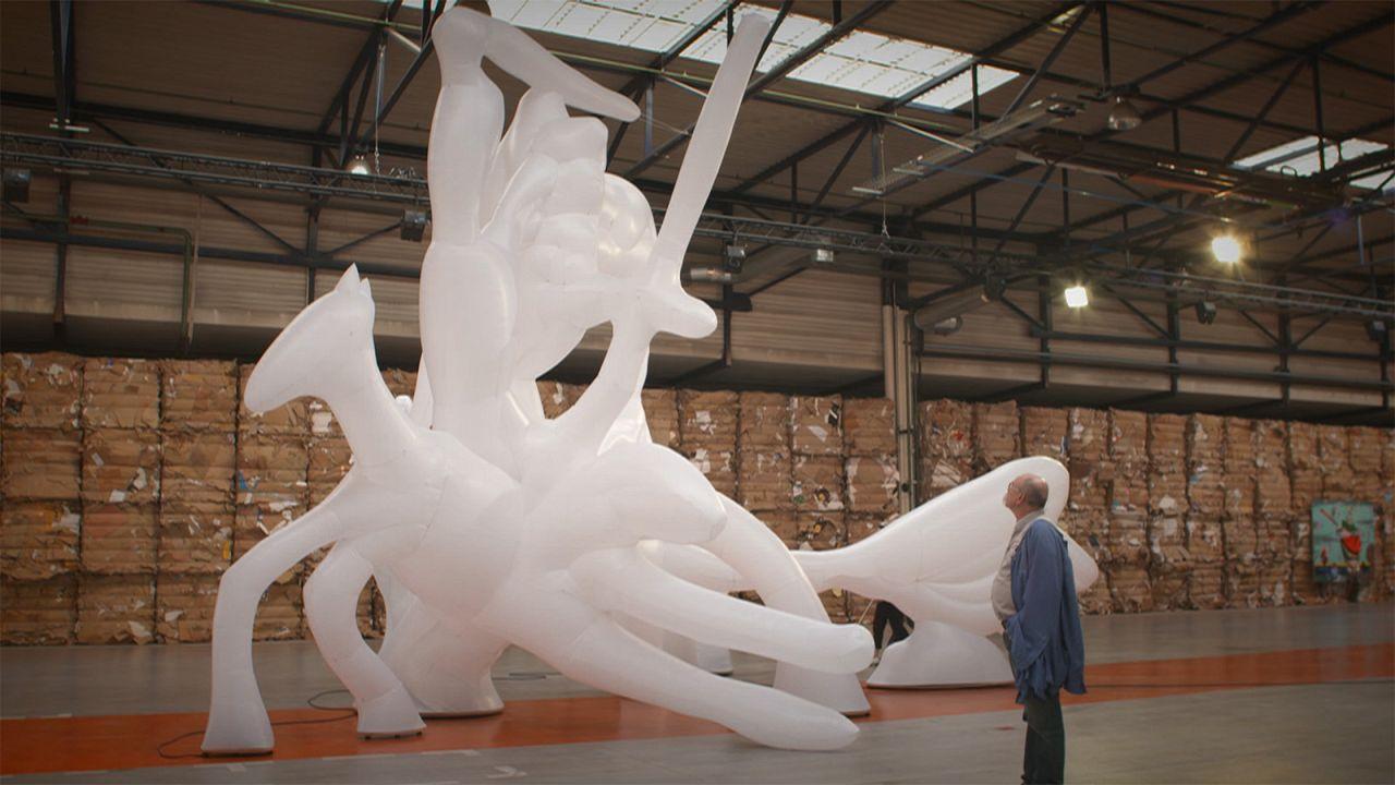 La Bienal de Arte Contemporáneo de Lyon se instala en una antigua fábrica de electrodomésticos