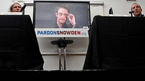 Edward Snowden dice que le encantaría que Macron le concediera asilo en Francia