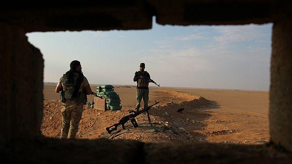 دیدهبان حقوق بشر سوریه: ۱۰ شبهنظامی هوادار ایران در مرز عراق کشته شدند