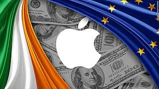 Apple ile AB arasında 13 milyar euroluk tarihin en büyük vergi davası başladı