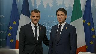 Roma-Parigi: pace fatta, almeno sulla carta