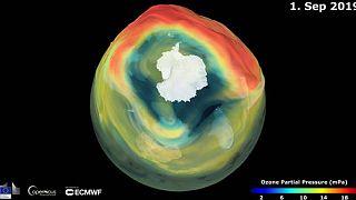 Ricordate il buco dell'ozono? Buone notizie: mai così piccolo negli ultimi 30 anni