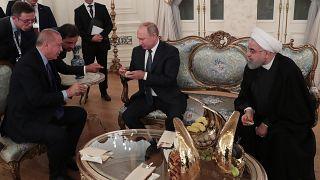 Erdoğan, Putin ve Ruhani