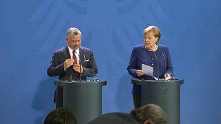 Merkel diz que ataque não é razão para levantar embargo à Arábia Saudita