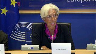 Christine Lagarde recibe el respaldo del Parlamento para presidir el BCE