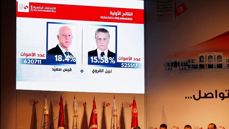 Τυνησία: Ανακοινώθηκε το αποτέλεσμα του πρώτου γύρου των εκλογών