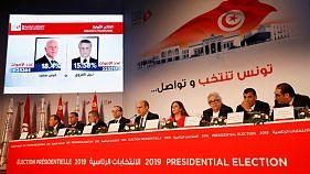 اعلام نتایج انتخابات ریاست جمهوری تونس