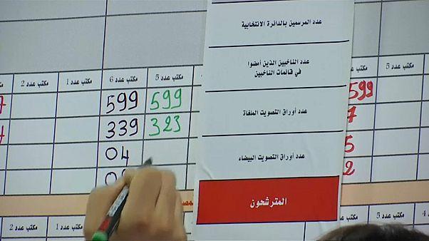 Тунис: Саид и Каруи прошли во 2-й тур