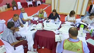 Megvannak az első forduló győztesei Tunéziában