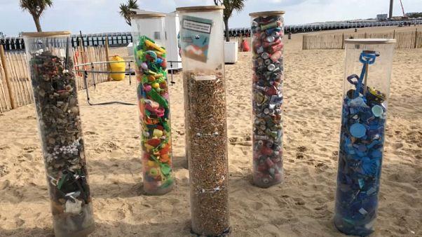 Урок по борьбе с загрязнением океанов