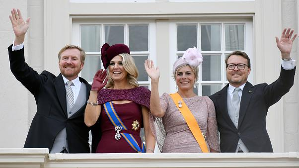 Royals celebrate Prinsjesdag, the official opening of the parliamentary year