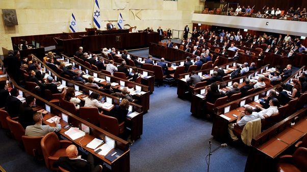 الكنيست (البرلمان) الإسرائيلي