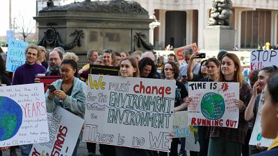 Climate Strikes are scheduled for 20th and 27th September