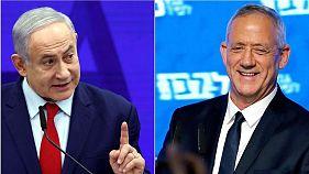 رقابت نزدیک انتخاباتی در اسرائیل؛ نتانیاهو خواستار تشکیل دولت قدرتمند صهیونیستی شد
