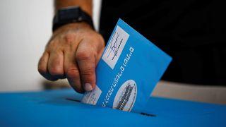 На выборах в Израиле лидирует оппозиция - экзитполы