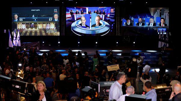 Empate técnico nas eleições legislativas em Israel. Benjamin Netanyahu falha maioria