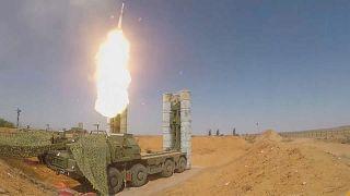 شاهد: الجيش الروسي يبدأ تدريبات عسكرية لمواجهة أي تهديدات في آسيا الوسطى