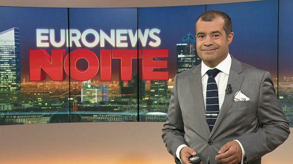 Euronews Noite | As notícias do Mundo de 17 de setembro de 2019