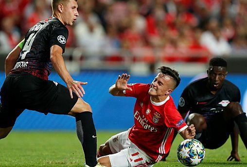 Franco Cervi dá expressão à derrota do Benfica diante do RB Leipzig