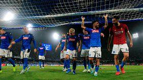 لیگ قهرمانان اروپا؛ از گلزنی سردار آزمون تا شکست مدافع عنوان قهرمانی