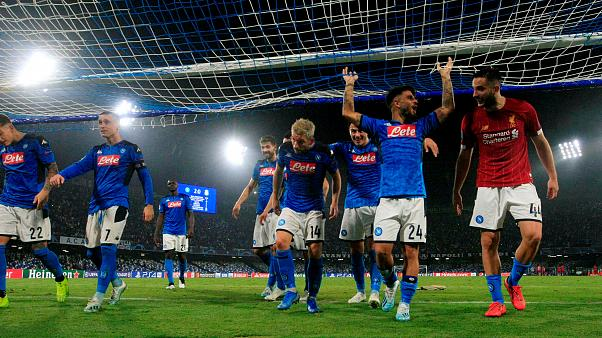 Ligue des Champions : Naples surprend Liverpool
