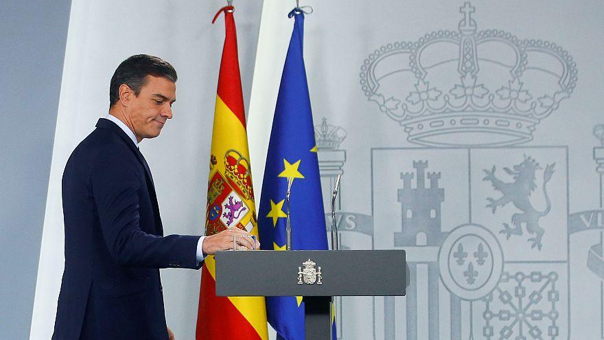 Novas eleições em Espanha a 10 de novembro