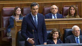 Agria sesión de control parlamentario tras el fiasco de los partidos para formar Gobierno en España