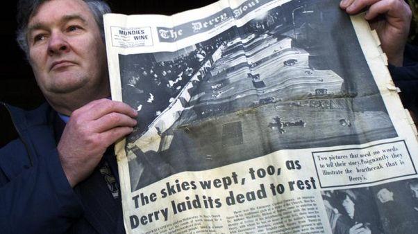 """Le """"soldat F"""", un ex-para britannique, jugé 47 ans après le """"Bloody Sunday"""""""
