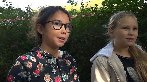 Dänische Schüler vermessen den Plastikmüll im Land