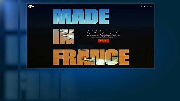 Francia hajók háborús bűnök szolgálatában