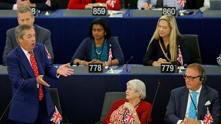 Brexit: MEPs overwhelmingly vote to support Article 50 extension should UK request one