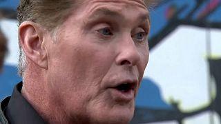 """David Hasselhoff: """"Ich wurde zum Helden"""""""