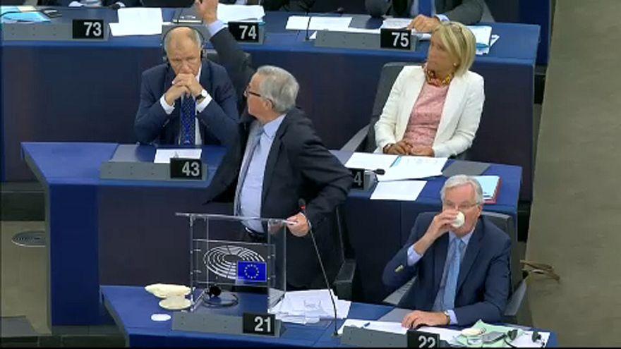 Brexit: az EP hajlik a halasztásra