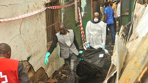 آتش سوزی در مدرسه قرآنی در لیبریا
