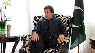 عمران خان: از دونالد ترامپ میخواهم گفتگوهای صلح افغانستان را از سر بگیرد