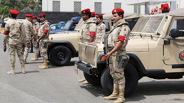 """مقتل 9 """"عناصر ارهابية"""" أثناء اشتباكات مع قوات الأمن المصرية في القاهرة"""