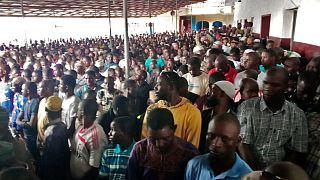 Liberya'da bir yatılı Kuran kursunda yangın çıktı. Olayda en az 27 öğrenci hayatını kaybetti