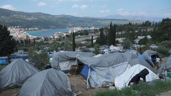 Migration: 100% Zunahme auf Ägäis-Route